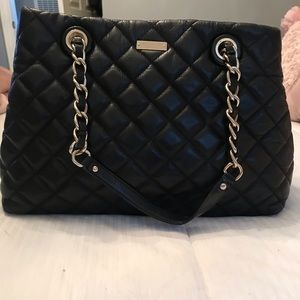 Kate Spade quilted purse